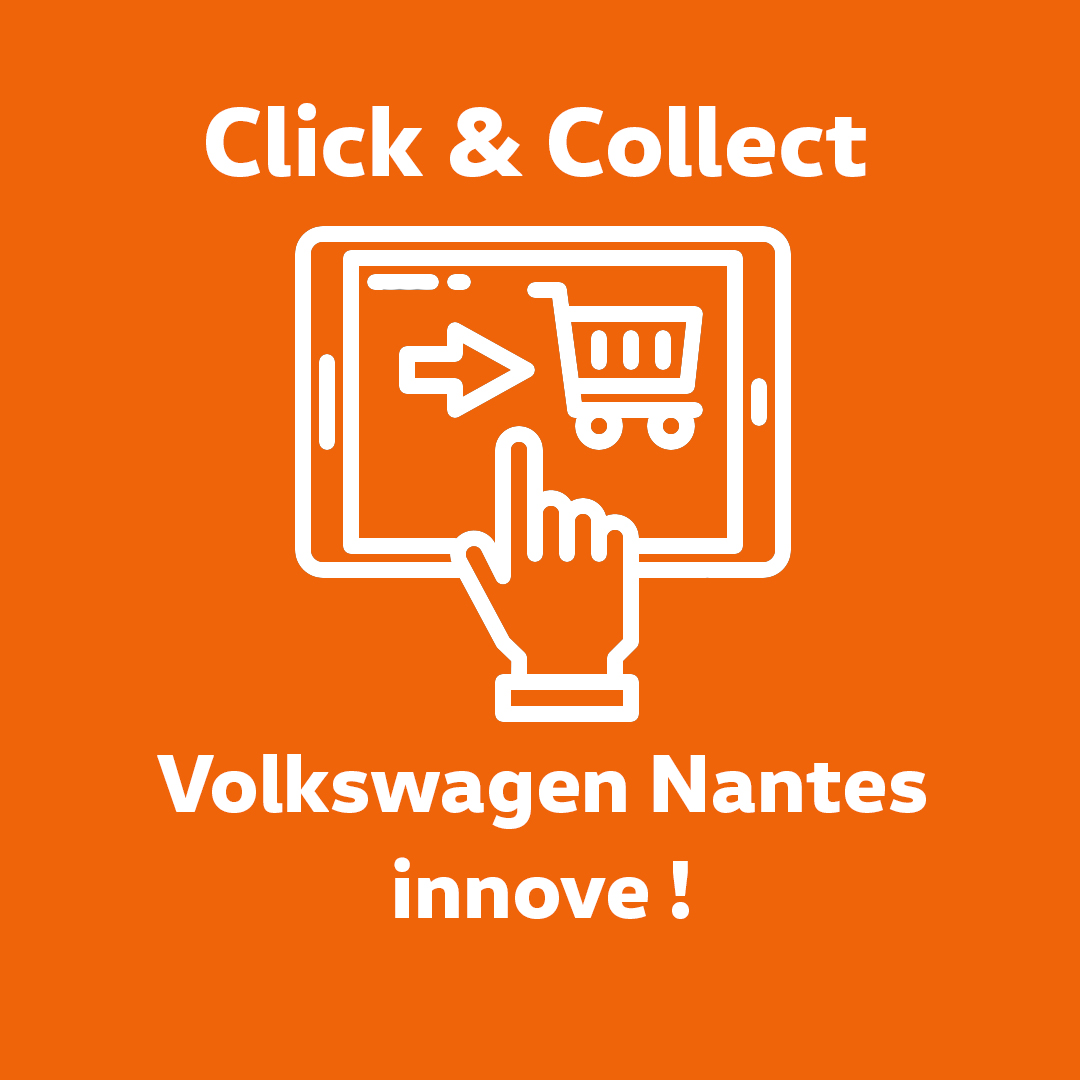 Click and collect Volkswagen Nantes Véhicules d'occasion